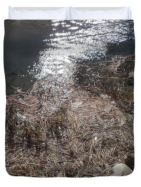Reflecting Waters 4 Duvet Cover