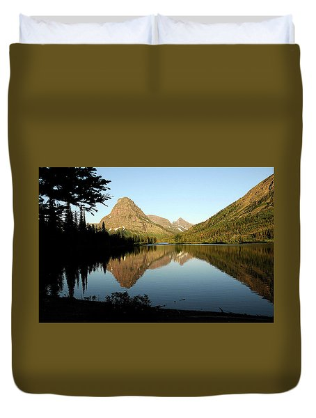 Reflection 2 Duvet Cover