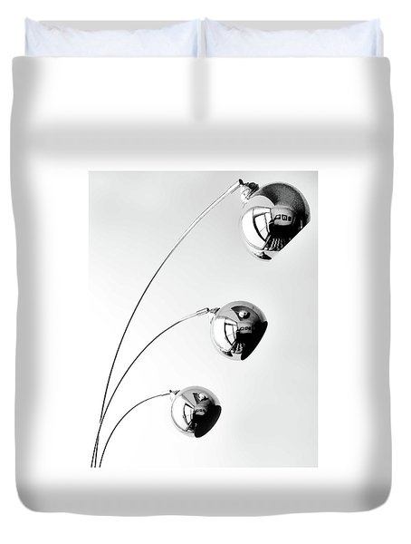 Reflection And Refraction 2 Duvet Cover by Alex Galkin