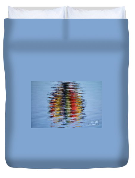 Reflection Duvet Cover by Steve Stuller