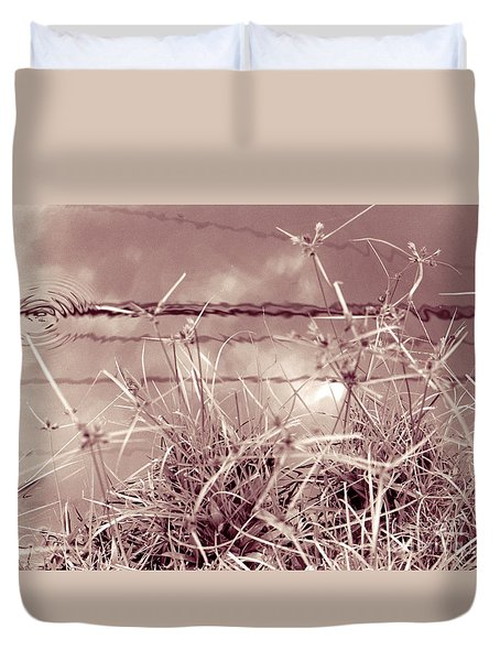 Reflections 1 Duvet Cover