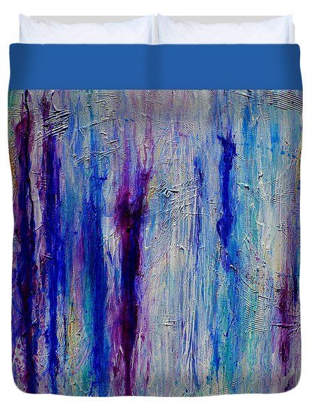Reflections II Duvet Cover
