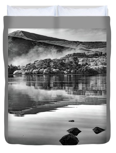 Reflections Of Derwent Duvet Cover