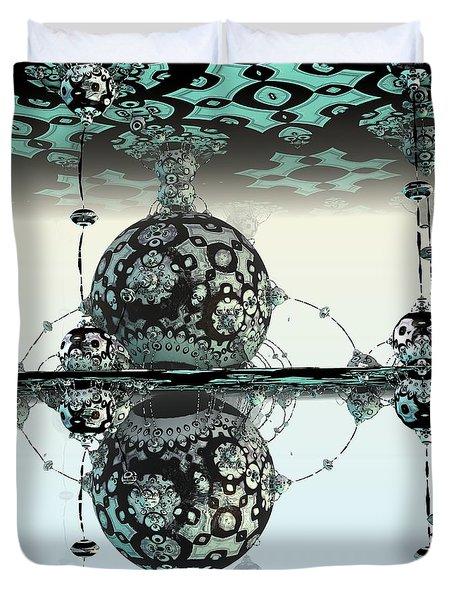Reflective Duvet Cover