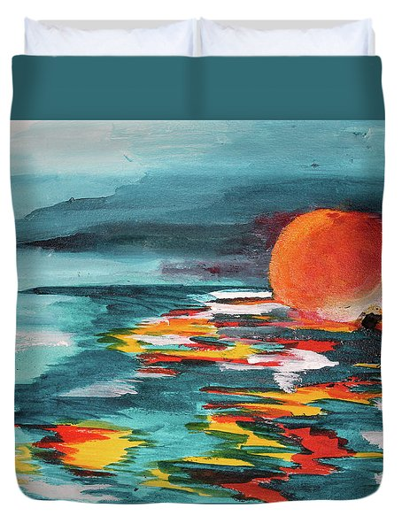Reflectsun Duvet Cover