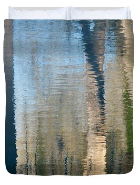 Reflet Rhodanien Pastel 2 Duvet Cover
