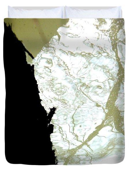Reflets Impossibles Duvet Cover