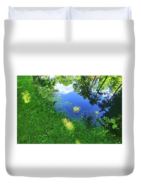 Reflex One Duvet Cover