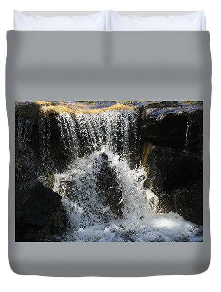 Refresh Duvet Cover by Russell Keating