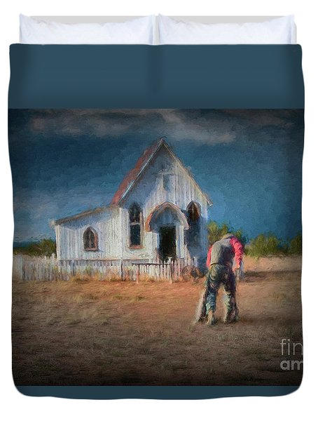 Refuge Duvet Cover
