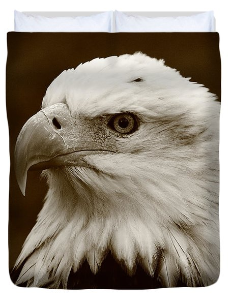 Regal  Eagle Duvet Cover