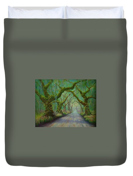 Regalia Duvet Cover
