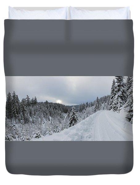 Rehberger Graben, Harz Duvet Cover