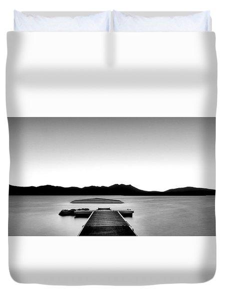 Relax Duvet Cover by Hayato Matsumoto