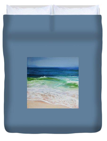 Relax Duvet Cover by Jeanne Rosier Smith