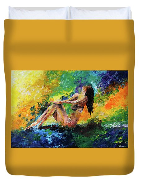 Relaxation Duvet Cover