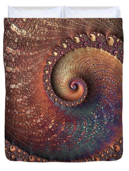 Relic Duvet Cover
