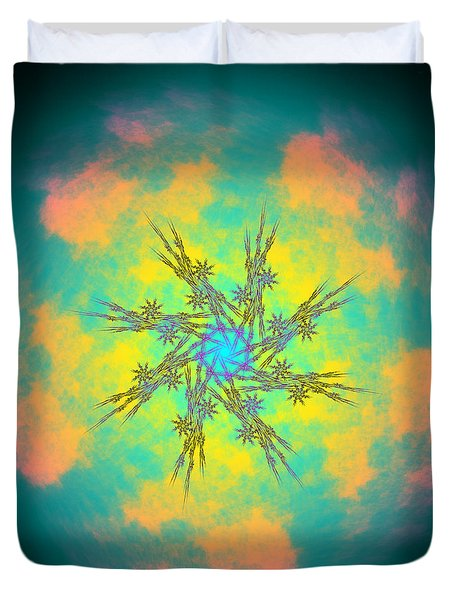 Reluctured Duvet Cover