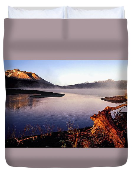 Remains Of The Day Duvet Cover