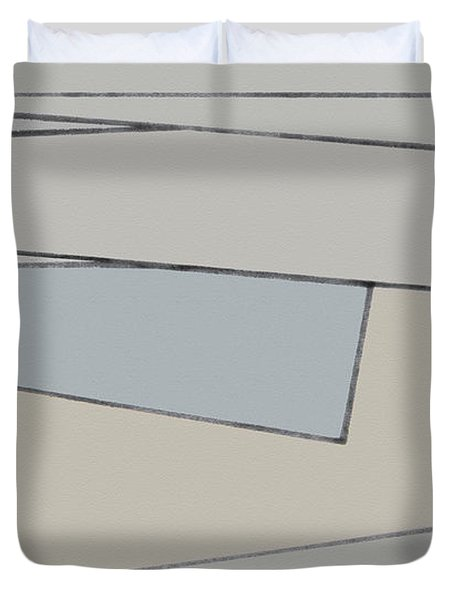 Remember Gary One Duvet Cover by Stan  Magnan