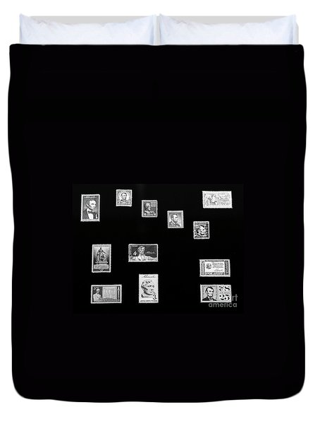 Remember When Duvet Cover by Kathleen Struckle