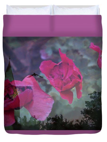 Remembered Duvet Cover