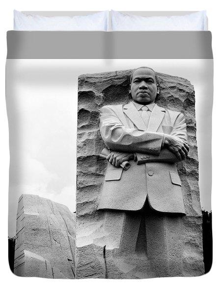 Remembering Mr. King Duvet Cover