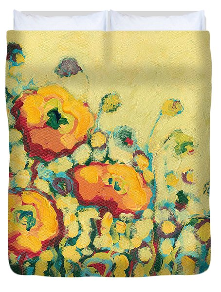 Reminiscing On A Summer Day Duvet Cover