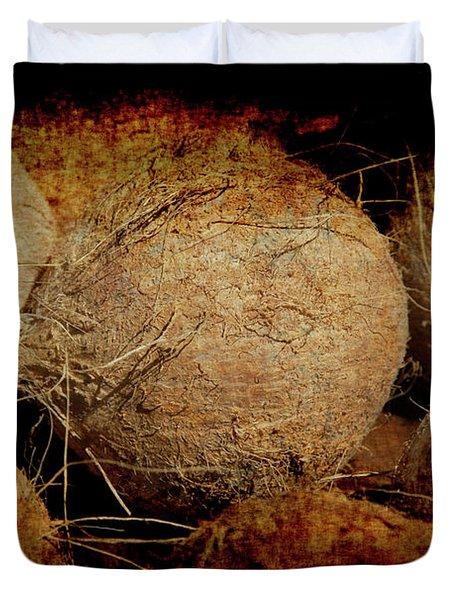 Renaissance Coconut Duvet Cover