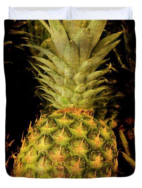 Renaissance Pineapple Duvet Cover