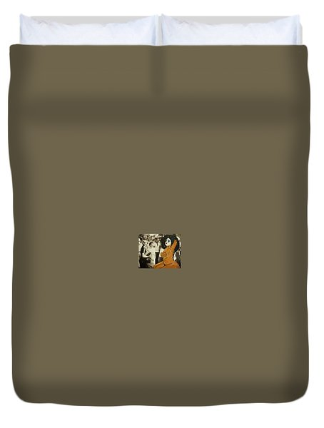 Renee Segregationist Duvet Cover