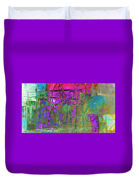 Renewed Hope Duvet Cover