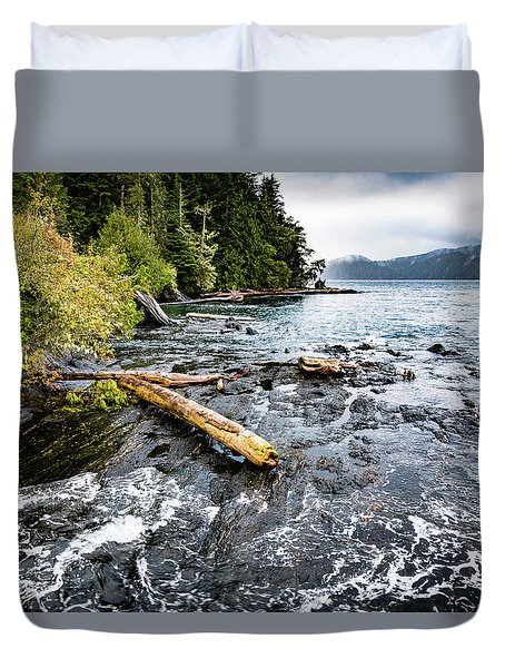 Renfrew Shoreline Duvet Cover
