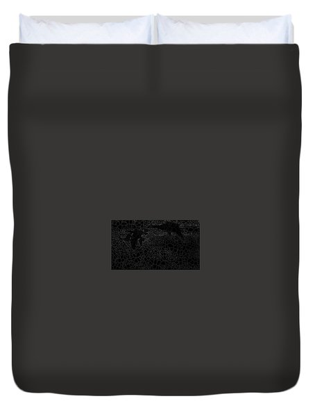 Resistance Duvet Cover