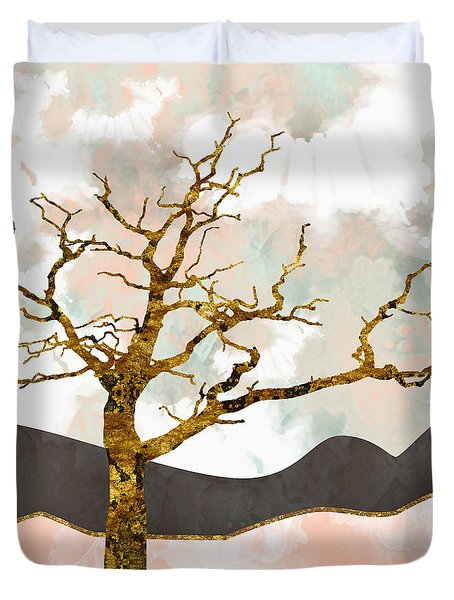 Resolute Duvet Cover
