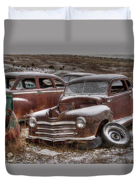 Resting Duvet Cover
