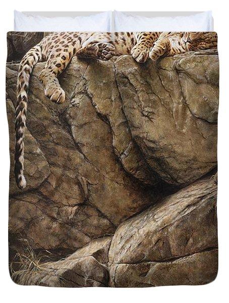 Resting In Comfort Duvet Cover