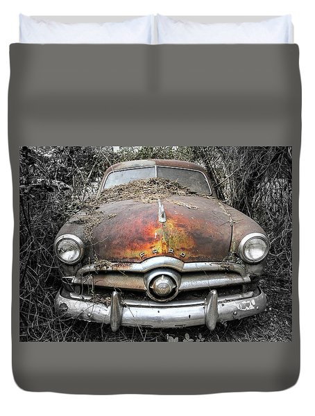 Retired Duvet Cover by Patrice Zinck