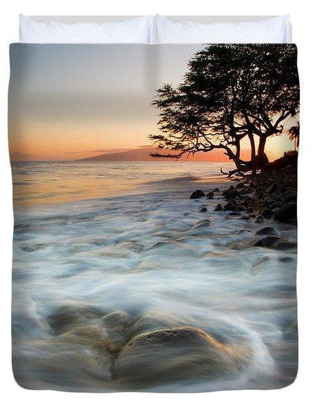 Return To The Sea Duvet Cover