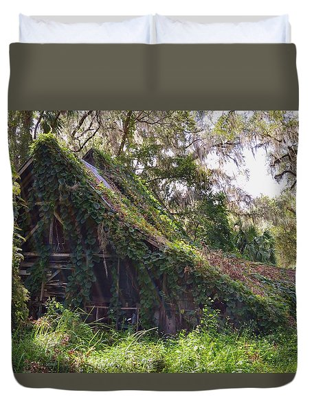 Returning To Nature Duvet Cover