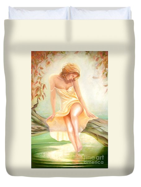 Reverie Duvet Cover