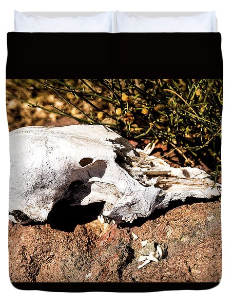 Duvet Cover featuring the photograph Reversal Of Fortune by Onyonet  Photo Studios
