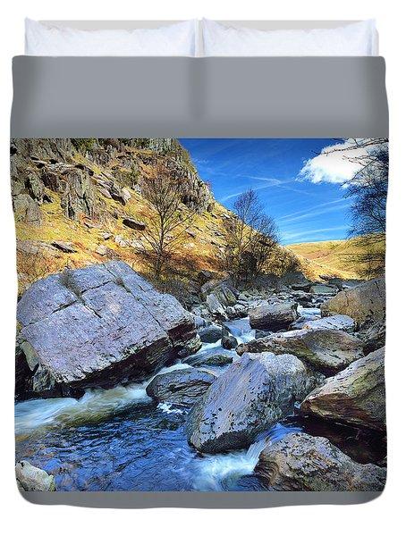 Rhandirmwyn 1 Duvet Cover