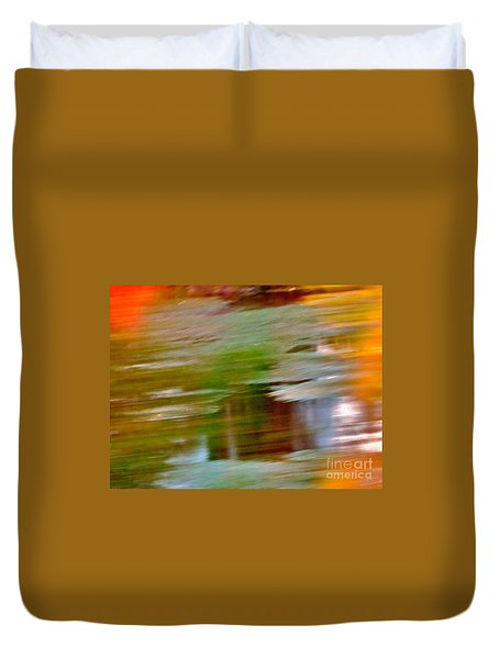 Rice Lake Duvet Cover