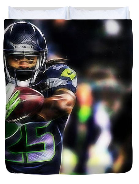 Richard Sherman Collection Duvet Cover
