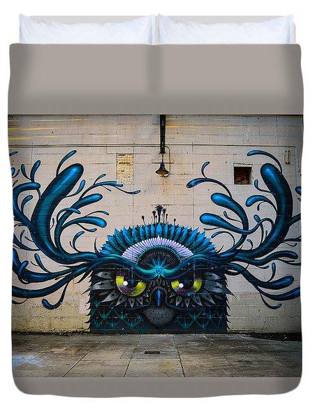 Richmond Street Art Duvet Cover