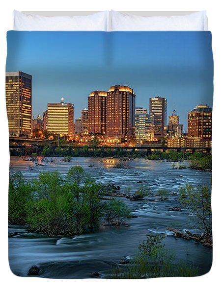 Richmond Twilight Duvet Cover