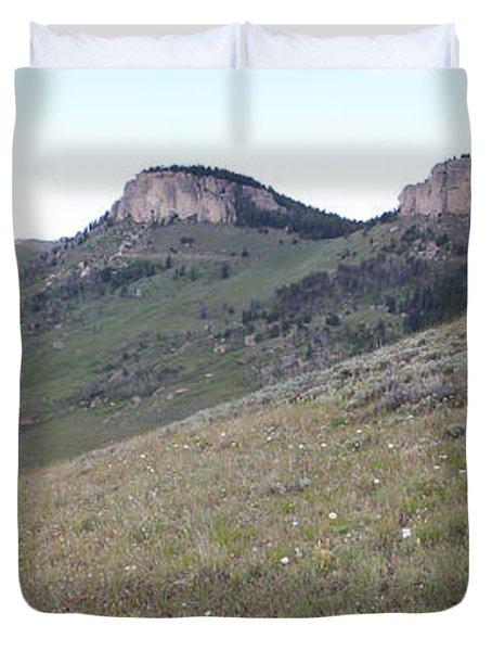 Ridge Riding Duvet Cover