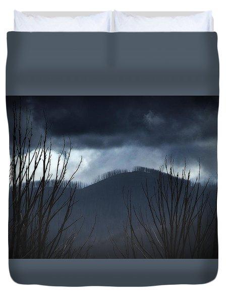 Ridgeline Duvet Cover