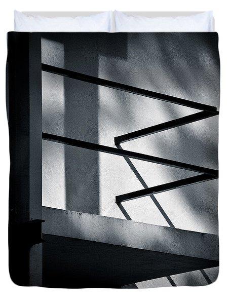 Rietveld Schroderhuis Duvet Cover